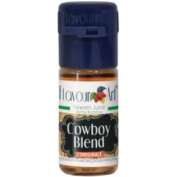E-liquide Cowboy - saveur classique-boite de 9