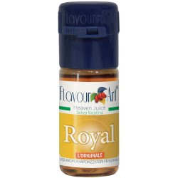 E-liquide Royal - saveur classique-boite de 9