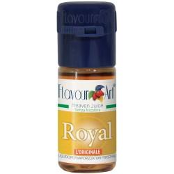 E-liquide Royal - saveur classique 10 flacons de 10 ml