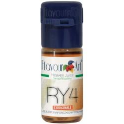 E-liquide RY4 - saveur classique-boite de 9