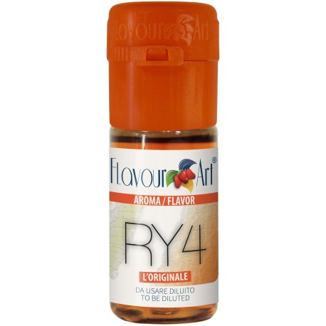 Arôme concentré RY4 saveur classique-10ml