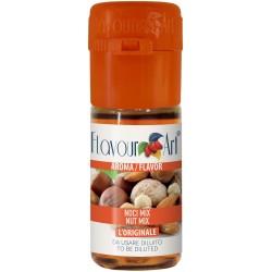 Arôme concentré Mix de noix saveur fruitée-10ml