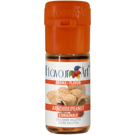 Arôme concentré Cacahuète saveur fruitée-10ml