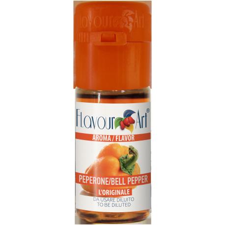 Arôme concentré Poivron arôme alimentaire-10ml