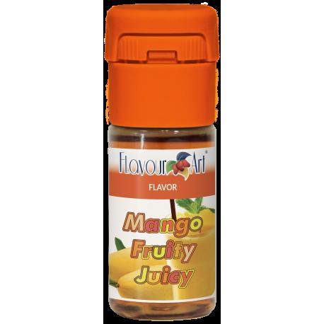 Arôme concentré Mango Juicy saveur fruitée 10ml