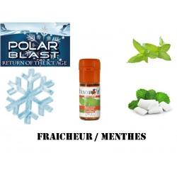 Arômes fraicheur/menthe